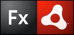 Adobe Flex and AIR icons