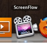 ScreenFlow application icon screen capture