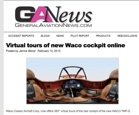 General Aviation News screenshot